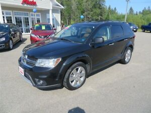 2012 Dodge Journey R/T AWD, DVD, SUNROOF!