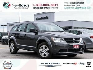 2015 Dodge Journey SE Plus|SUPER CLEAN|ALLOY WHEELS|PUSH TO STAR