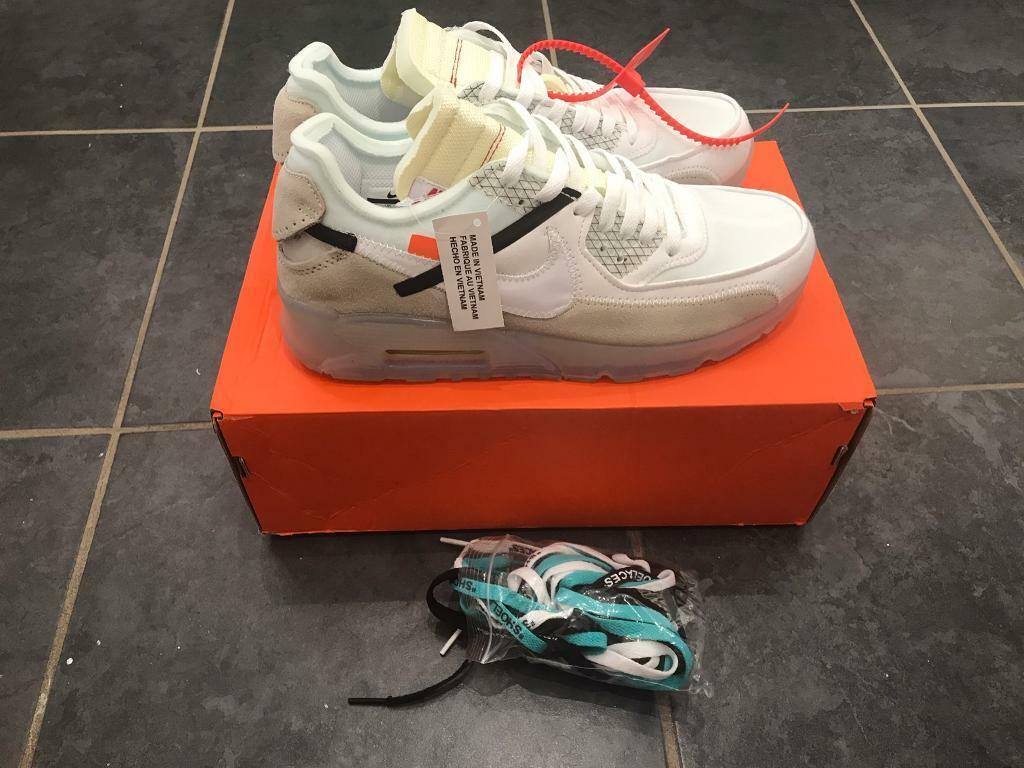 revendeur 8a15c 2f240 Nike Air Max 90 Off White | in Twickenham, London | Gumtree