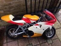 Mini moto Cag 50cc runner