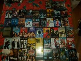 dvds singles and box sets £1 each