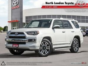 2018 Toyota 4Runner SR5 Resale value of the 4Runner is among...