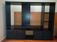 TV and storage unit IKEA lappland