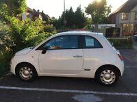 Fiat 500 1.2 pop perfect city car!! MOT till July 17