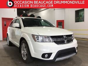 2014 Dodge Journey R/T AWD 7 PASSAGAGERS-NAVIGATION+CUIR+TOIT