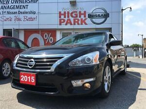 2015 Nissan Altima 2.5 SV**Clean Car**One Owner**NOT A FORMER RE