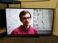 """JVC 50"""" smart led tv in morley, LEEDS"""