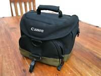 Canon 100eg Camera bag