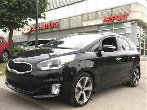 2015 Kia Rondo EX LUXURY/NAV/LEATHER/7PASS
