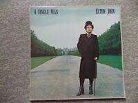"Vinil Disk ""A single Man"" Elton John"