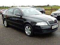 2007 skoda octavia ambiente 1.9 tdi good service history motd until dec 2017 all cards welcome