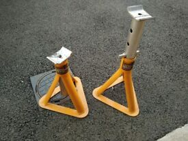 Halfords 2 Tonne Axle Stands