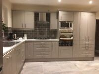 Full time experienced kitchen fitter required