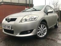 TOYOTA AURIS 1.6 T-SPIRIT WITH PUSH START BUTTON AUTO LIGHTS & WIPERS