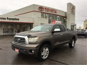 2007 Toyota Tundra Limited 4x4 Great Service History As-is