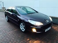 Peugeot 407 sv 2.0 automatic in excellent condition low mileage only 44000 full history mot april