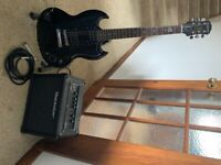 Epiphone SG special with blackstar amp