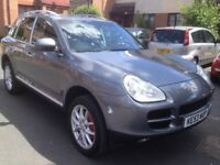 2004 PORSCHE CAYENNE 3.2 TIPTRONIC- FULLY SERVICED,FULL SERVICE HISTORY,NEW MOT, EXCELLENT CONDITION