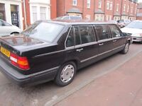 VOLVO 940 STRETCH 8 SEATER MINT CONDITION CLASSIC