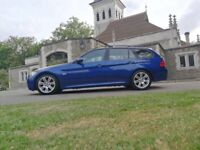BMW 3 SERIES 2.0 320d M Sport. Automatic. Hpi-Clear