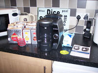 Tassimo Coffee and Hot Drinks Machine - Excellent Condition (Bought from Argos for £120.00)