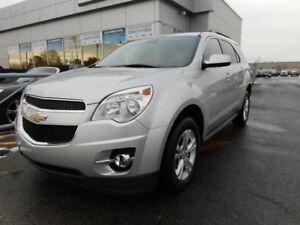 2012 Chevrolet EQUINOX FWD LT LT SIEGES CHAUFFANTS/DEMAREUR A DI