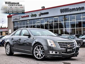 2011 Cadillac CTS 3.6L**ROOF**BACK-UP CAMERA*1-OWNER