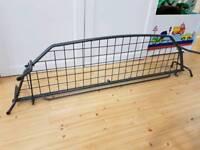 Dog barrier for Scoda Octavia