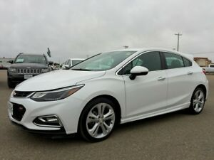 2018 Chevrolet Cruze Premier RS FWD *Heated Leather* *Backup Cam
