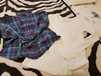 Big maternity clothes size 12-14
