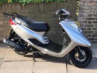 Yamaha Xc E Vity 125