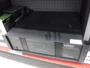 Ashly Power Amplifier FTX-2001. We Buy and Sell Used Pro Audio Equipment. 115386