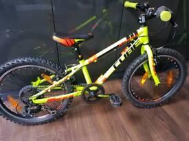 "Cube Kid 200 20"" childs mountain bike"