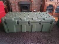 PELI Hardigg large hard case green