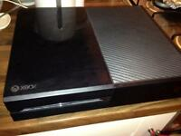 Xbox One + Elite Controller + 3 Games