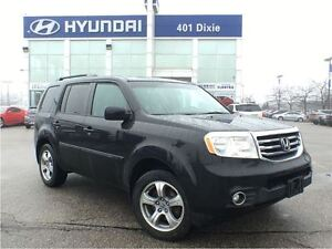 2012 Honda Pilot EX-L| 7 SEATER|LEATHER SEATS|BACKUP-CAM|SUNROOF