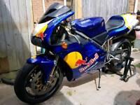 2001 Ducati 996 John Reynolds rep