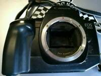 Canon eos 650 slr film camera