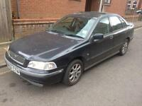 VOLVO S40 2.0 TURBO. LEATHER SEATS. EXCELLENT RUNNER £250