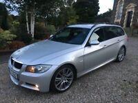 BMW 330D M Sport 231bhp Fsh 2keys Full Mot swap or px (a4 a3 passat cc c220 leon golf 320d 520d wrx)