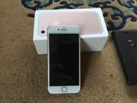 IPHONE 7 EXCELLENT CONDITION BOXED AS NEW 32GB