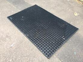 Brand new Outdoor mats for the play areas