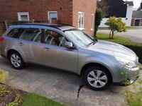Subaru Outback 2.5 auto SE - excellent condition