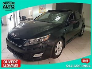 2014 Kia Optima LX + TOIT PANORAMIQUE  BLUETOOTH