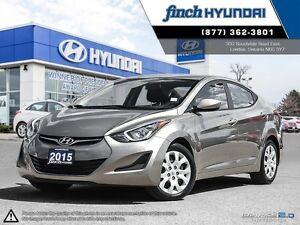2015 Hyundai Elantra GL MANUAL | New tires | Heated seats | B...