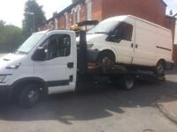 Scrap Cars & Vans Wanted!