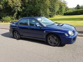 Subaru impreza wrx 2001 bugeye low miles