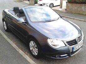 VOLKSWAGEN EOS 2.0 FSI excellent with low miles and rare sunroof option
