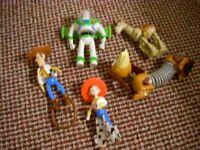 McDonalds Toy Story toys