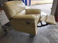 Leather Sofa & Recliner Free Birmingham